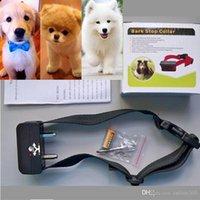auto stop electronic - Voice control ELECTRONIC AUTO Small Medium Anti No Bark Dog Training Shock Collar bark stop collar