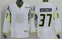 best seller games - Factory Outlet Best Seller Columbus All Star Game Boston Bruins Patrice Bergeron Jersey White Stitched Cheap Mens Ice Hockey