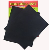 charcoal grill - Special Offer Teflon BBQ Grill Mats Meshes For Churrasco Barbecue Grill BBQ Tools Sheet Cooking and Baking