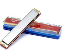 Wholesale SUZUKI Study Keys of Senior C Tremolo Harmonica Mouth Organ