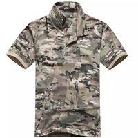 acu t shirts - Casual T Shirt Men CoolMax T Shirt Tactical T Shirt Quick Dry Mandrake Typhon Highlander Multicam ACU AT JD