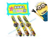 best slaps - Despicable me cartoon slap watches Cartoon watch best gift to children