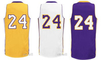 Wholesale New Arrival KB Men s Basketball Jerseys Basketball Jerseys Sportswear Jersesys With Stitched Name and Number