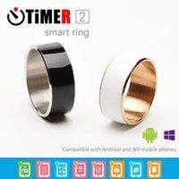 asian windows - Magic Titanium Waterproof NFC Smart Ring For NFC Android SAMSUNG Windows Smartphone Intelligent NFC Rings Ladies men