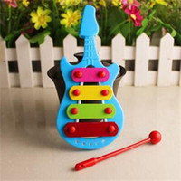 Wholesale 2015 New Baby Child Kid Xylophone Musical Toy Wisdom Development Educational Toy Musical Instrument