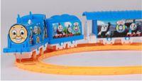 Wholesale Thomas trains electric rail train children s educational toys