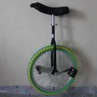 Wholesale colorful one wheel monocycle bike Knight Steel Frame onewheel Unicycle wheelbarrow bicycle for young people