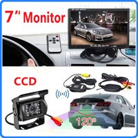 alfa romeo quality - High Quality Wireless Rearview Kit quot LCD Auto Car Monitors Waterproof Reversing Backup Camera System with LED CCD IR Night Vision