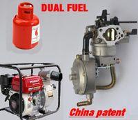 Wholesale LPG water pump engine conversion kit F GX420 dual fuel carburetor TONCO