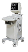 Wholesale Black and white ultrasound scanner Trolley type EA BT200