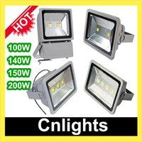 Wholesale Cheapest Led Flood Lights - Cheap Sale Led Flood Lights 100W 140W 150W 200W Warm white   Cool white Landscape Floodlight Outdoor Lamps
