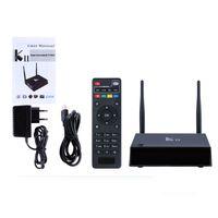 k2 - K2 Amlogic S812 Android kitkat set top box wifi tv smart box iptv set top box G G with M BaseT WiFi XBMC bluetooth TVA37