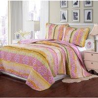 bedspread sales - Print Pillow And Bedspreads High Quality Microfiber Bed Quilts For Sale Cotton Down Quilt