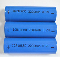 18650 18350 battery Electronic Cigarette Battery 18650 18350 2200mah 900mah battery for all mod chi you nemesis king bagua e-huge tesla svd mods