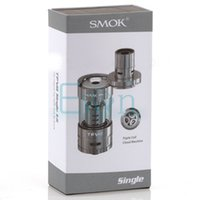 Wholesale SMOK TFV4 tank Original TFV4 single kit Smoktech ml TFV4 Sub ohm Tank VS TFV4 Full Kit Smok Aspire Triton Starre Pro