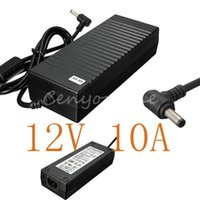 Wholesale Newest Top Quality Universally Used AC Converter Adapter For DC V A W LED Power Supply Charger for SMD LCD CCTV