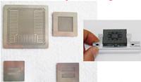 Wholesale 20pcs Direct Heat PS4 stencil CXD90025G CXD90026G K4G41325FC GDDR5 RAM K4B2G1646E DDR3 SDRAM PS4 stencils with reballing station
