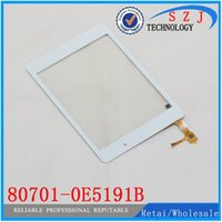 Wholesale Original inch E5191B Touch Screen Panel Digiziter for Tablet PC Glass Sensor Replcement