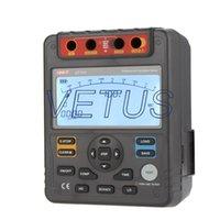 Wholesale megger insulation resistance tester UT511 UT with Test Voltages range V V V V hot sale A