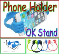 ipads - Beautiful color OK Stand and phone holder for ipads and for all phones different ways