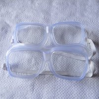 Wholesale Workplace Protective Glasses Vented Safety Goggles Eyes Protection Clear Protective Glasses For Industrial Lab Work