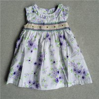 age collection - Children s Dresses Baby Dresses Cute Baby New Dresses Printed Flowers Printed Sundress New Model High Quality Age M M New Collection