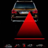 Wholesale Car Laser Fog Light Rear Anti Collision Driving Safety Signal Warning Lamp