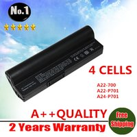 eee pc 4g - Replacement battery for Eee PC G Surf Eee PC G Eee PC G Surf Series A22 P701 A22 A24 P701 cells