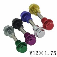 Wholesale Racing M12X1 Magnetic Oil Drain Plug Oil Drain Sump Nut for Ford Mazda