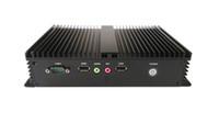 Wholesale HCIPC B102 HCSN2415 Intel Atom D2550 N2800 Atom D2550 NM10 VGA HDMI DDR3 Giga LAN USB2 COM DC V powersupply