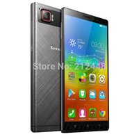 Wholesale Cover Tempered glass free International ver Lenovo K920 VIBE Z2 Pro black quot LTPS K x1440 G RAM G ROM Snapdragon801 GHz