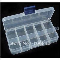 beaded jewelry case - 3pcs Diy jewelry accessories tool case receive box plastic box beaded box free ship