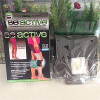 Wholesale Beactive Pressue Point Brace Back Pain Acupressure Sciatic Nerve Be Active black Free by DHL