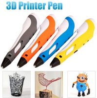 printing - popular D Printing Pen With Free Filament For Designers Drawing D air pen D Stereoscopic Printing Pen similar with doodler