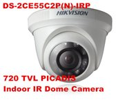 vandal proof ir dome camera - Hikvision MP TVL quot PICADIS IR m Analog Mini Dome Camera Original DS CE55C2P N IRP mm Lens