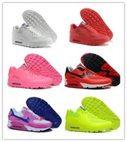 Wholesale Nike Air Max Hyperfuse Independence Day Women Running Shoes With US Flag Athletic Running Shoes Trainers