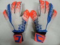 Finger Gloves artificial fingers - 2015 Predator Allround Latex Soccer Professional Goalkeeper Gloves Goalie Football Bola De Futebol Gloves Luva De Goleiro