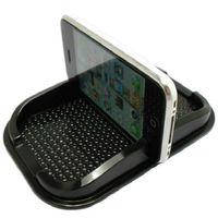 Wholesale New Black Car Dashboard Sticky Pad Mat Anti Non Slip Gadget Mobile Phone GPS Holder Interior Item Accessories