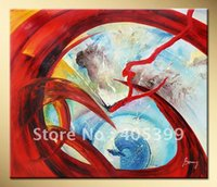 acrylic painting textures - Thick Texture Modern Abstract Oil Painting On Canvas Acrylic Painting JYJDH100