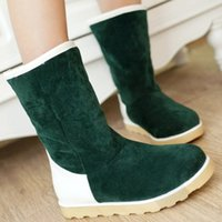 shoes australia - New Women ankle boots High quality Women s Classic Leather Snow Boots Australia Brand Winter Shoes RA940