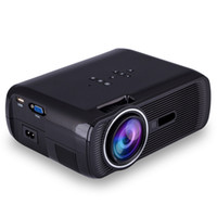 av leads - BL P HD Mini Portable LED Cinema Home Theater Projector D AV USB SD VGA HDMI x1080 LCD Projectors Ship From USA