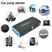 Wholesale 11100mAh Enough Portable Car Jump Starter Charger for Electronics Mobile Phone Diesel Vehicles Auto Engine Emergency Battery