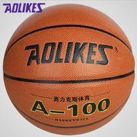 Wholesale Rubber Basketball Outdoor Indoor High Quality Training Rubber Sports Basketball Standard Size Basketball With basketball pump pump p