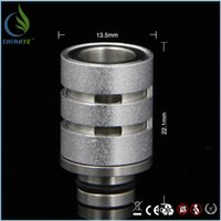 air filter material - drip tip adapter e cig air control drip tip with filter and aluminum material also ss