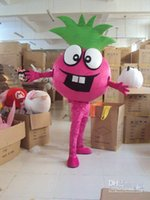 Wholesale Fast customfast custom new pineapple mascot costumes cartoon party dress