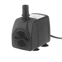 Wholesale 8 W Pumps Submersible Water Pump Hydroponic for Aquarium Rockery Fountain Fish Pond Tank V Hz L H