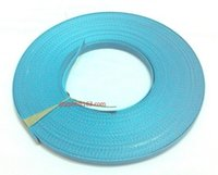 Wholesale 30m Plastic strappings roll PP straps to handheld manual banding strapper virginal mm wide mm thick high quality pack