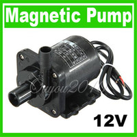 Wholesale DC12V Micro Brushless Magnetic Pump High Solar Hot Submersible Water Pump