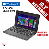 cpu processor intel - New inch quot Netbook PC Quad Core Tablet PC Windows CPU GHz Wifi G RAM GB DDR HDMI Support MS Office