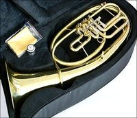 alto horn - French lehmann alto horn instruments three key flat key tenor gin size B transfer largeHorns